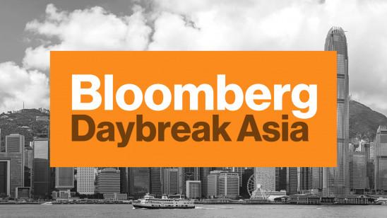 Sendungsbild: Bloomberg Daybreak: Asia