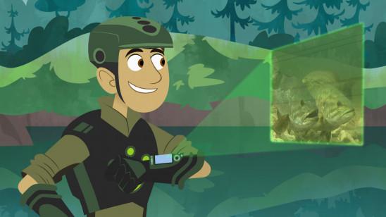 Sendungsbild: Go Wild! – Mission Wildnis