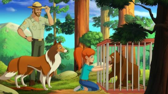 Sendungsbild: Lassie