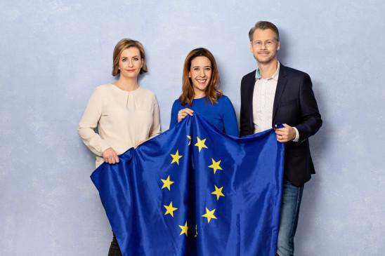 Sendungsbild: heute – in Europa