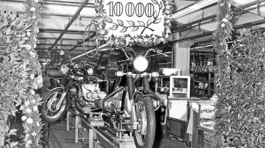 Sendungsbild: Die Motorradfabrik – Ein Superbike entsteht