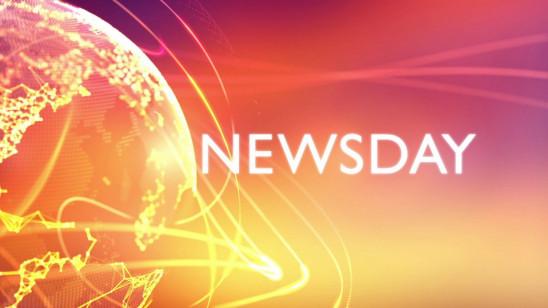 Sendungsbild: Newsday