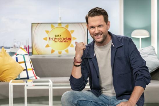 Sendungsbild: SAT.1-Frühstücksfernsehen
