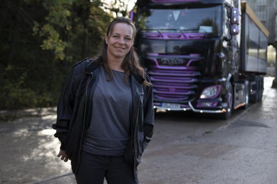 Sendungsbild: Trucker Babes – 400 PS in Frauenhand