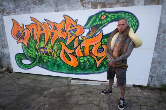 Sendungsbild: Schlangen-Alarm – Giftige Gäste