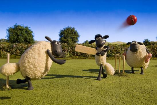 Sendungsbild: Shaun, das Schaf – Ball in der Falle