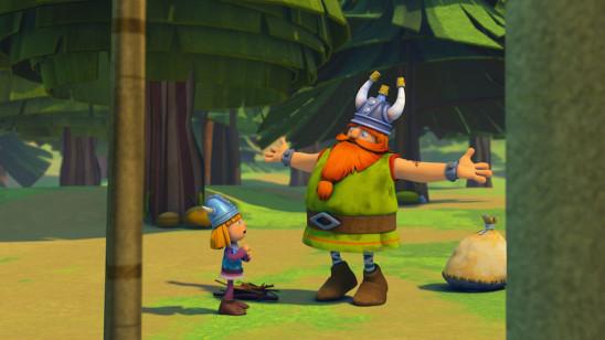 Sendungsbild: Wickie und die starken Männer