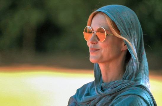 Sendungsbild: Yoga in Indien – Unterwegs mit Esther Schweins