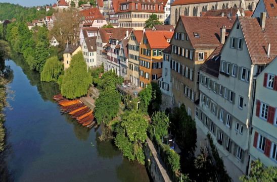 Sendungsbild: Der Neckar