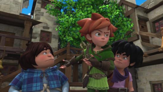 Sendungsbild: Robin Hood – Schlitzohr von Sherwood