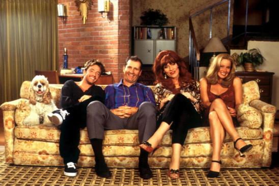 Sendungsbild: Eine schrecklich nette Familie