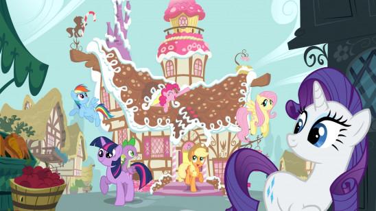 Sendungsbild: My Little Pony – Freundschaft ist Magie