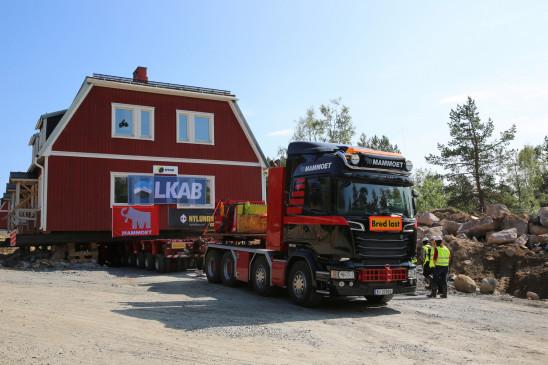 Sendungsbild: Megatransporte – Der 390-Tonnen-Generator