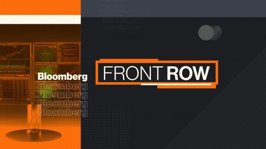 Sendungsbild: Bloomberg Front Row