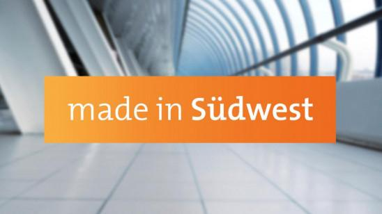 Sendungsbild: made in Südwest
