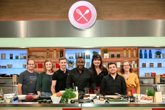 Sendungsbild: Die Küchenschlacht – der Wochenrückblick