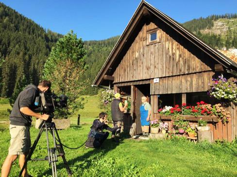 Sendungsbild: Auf der Alm gibt's bald ka Sünd mehr – Die letzten Sennerinnen von Oberösterreich