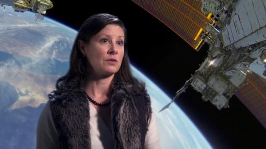 Sendungsbild: Leben auf der Internationalen Raumstation