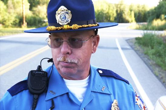 Sendungsbild: Polizeieinsatz Alaska