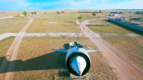 Sendungsbild: Lost Places – Der Wüstenflugplatz