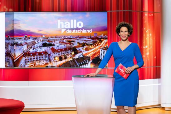 Sendungsbild: hallo deutschland