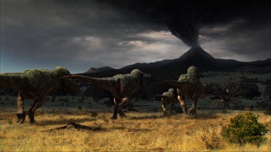 Sendungsbild: Wenn die Vulkane erwachen