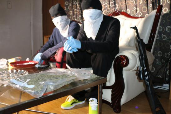 Sendungsbild: Drogen im Visier