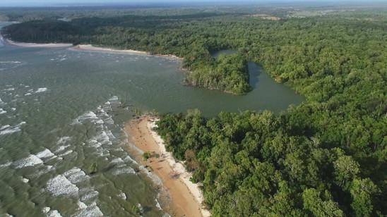 Sendungsbild: Brasiliens Küsten