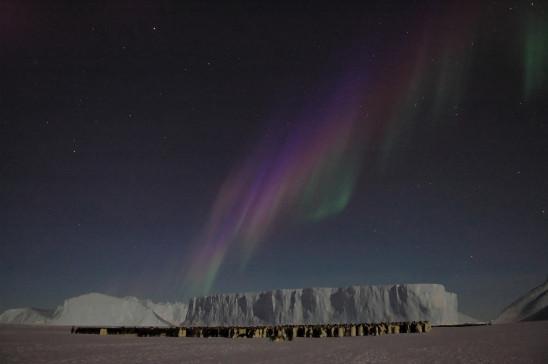 Sendungsbild: Eisige Welten: Im Bann der Polarnacht