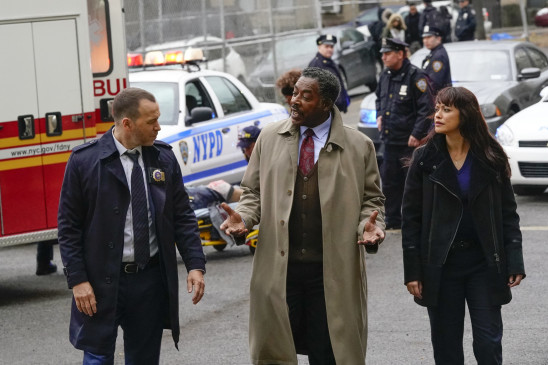Sendungsbild: Blue Bloods – Crime Scene New York