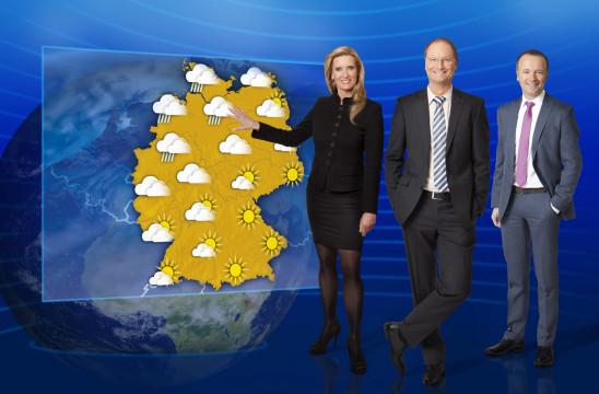 Sendungsbild: Wetter vor acht