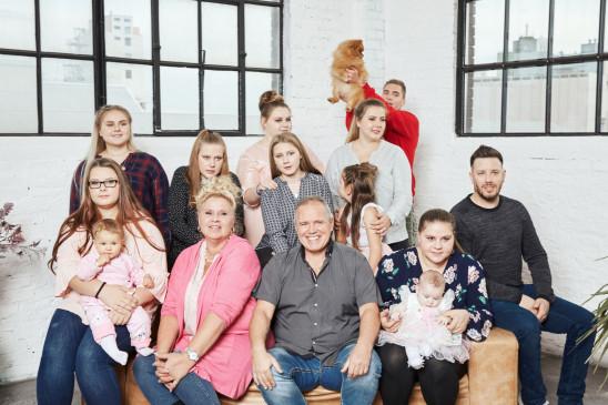 Sendungsbild: Die Wollnys – Eine schrecklich große Familie!