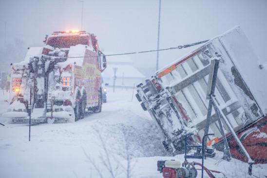 Sendungsbild: Ice Road Rescue – Extremrettung in Norwegen