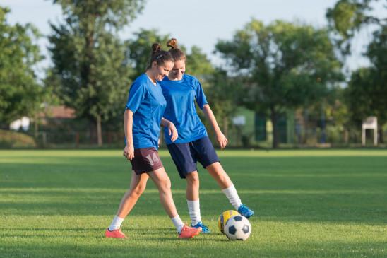 Sendungsbild: Fußball-EM-Qualifikation der Frauen
