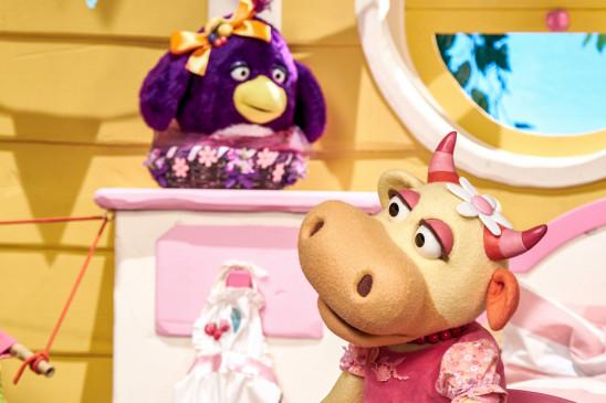 Sendungsbild: ABC Bär