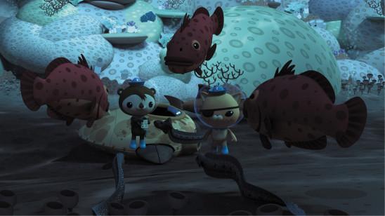 Sendungsbild: Die Oktonauten