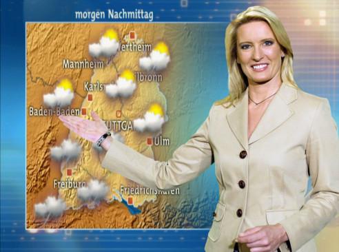 Sendungsbild: Baden-Württemberg Wetter