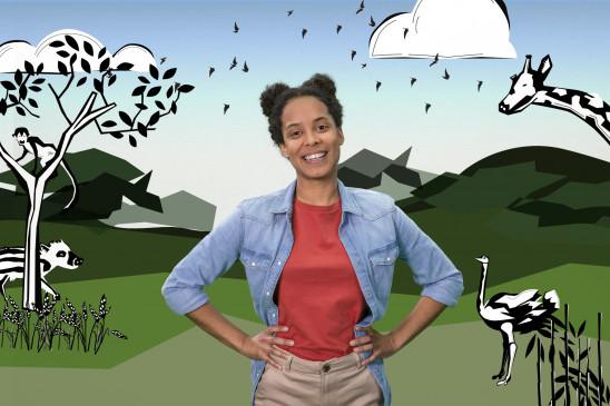 Sendungsbild: Pia und die wilden Tiere