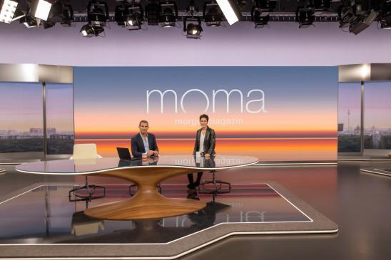 Sendungsbild: ZDF-Morgenmagazin