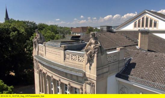 Sendungsbild: Hessen von oben