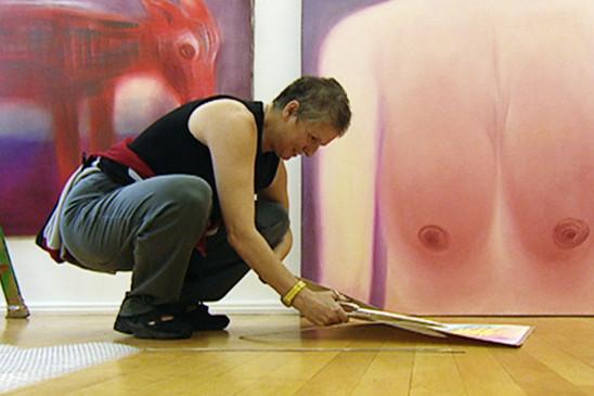 Sendungsbild: Miriam Cahn – Kunst als Kommentar zur Zeit