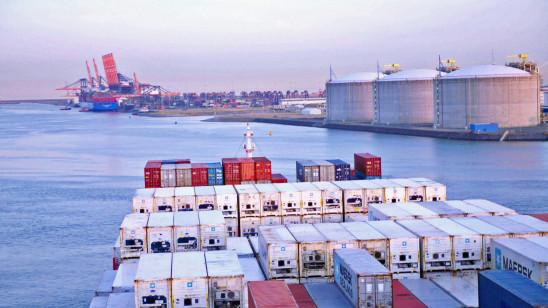 Sendungsbild: Port of Rotterdam – Europas Mega-Hafen