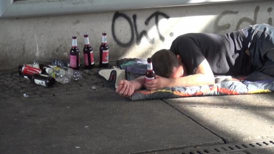 Sendungsbild: Wie der letzte Penner? – Obdachlos in Deutschland