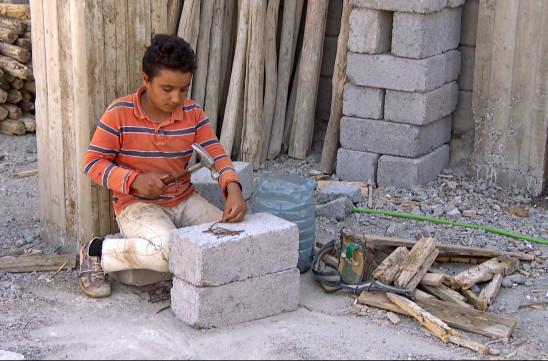 Sendungsbild: Helden in den Trümmern von Mossul