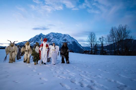Sendungsbild: Wilde Wasser, steile Gipfel – Das steirische Ennstal
