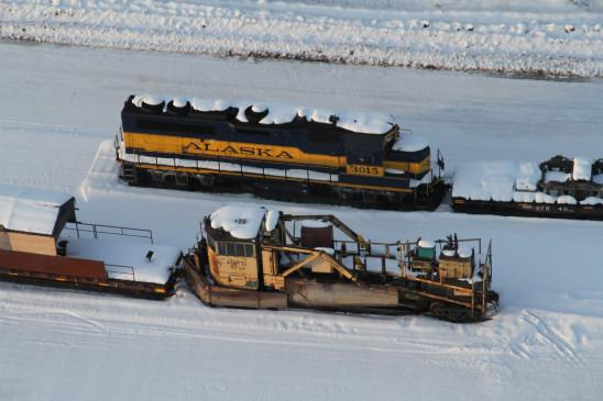 Sendungsbild: Railroad Alaska