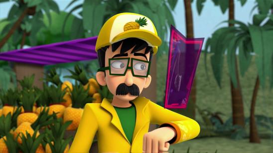 Sendungsbild: Inspector Gadget