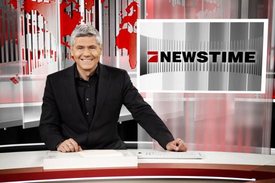 Sendungsbild: Newstime