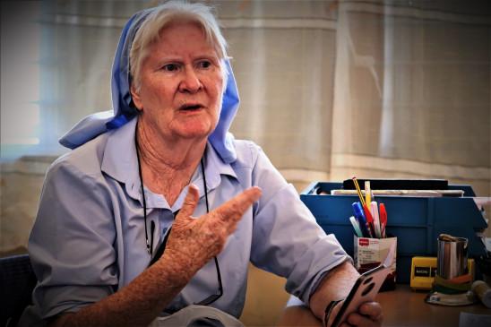 Sendungsbild: Sister Mary von Nairobi
