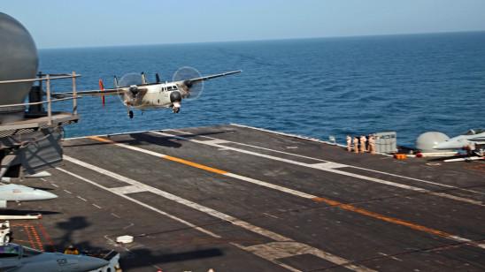 Sendungsbild: Carrier Air Wing – Kampfflieger der US Navy